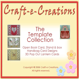 craft-e-creations templates collection