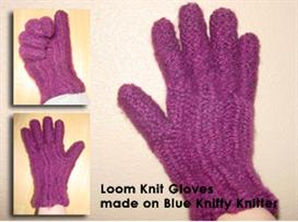 knifty knitter gloves