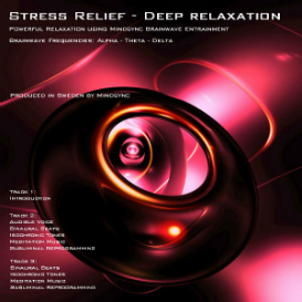 free hypnosis stress relief - mp3 download - mindsync