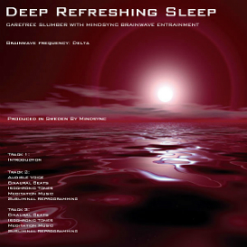 deep sleep hypnosis mp3 download - mindsync
