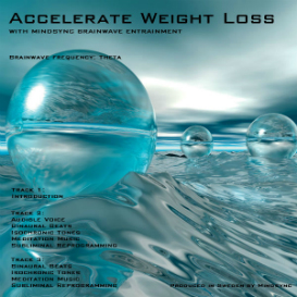 accelerate weight loss hypnosis - mindsync