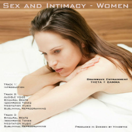sex and intimacy hypnosis - female - mindsync