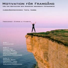 MINDSYNC® Motivation för framgång - svenska - swedish | Audio Books | Health and Well Being