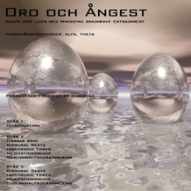 Oro, angest, adhd hypnos svenska - swedish - Mindsync | Audio Books | Health and Well Being