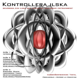 MINDSYNC® Kontrollera ilska - svenska - swedish | Audio Books | Health and Well Being