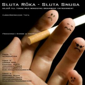 MINDSYNC® Sluta Röka - Sluta Snusa - svenska - swedish | Audio Books | Health and Well Being