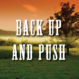 Back Up And Push Full Tempo Backing Track | Music | Acoustic