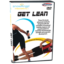 Snow Angel Fitness 3.0 - Get Lean | Movies and Videos | Fitness