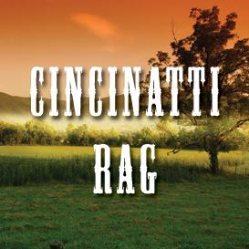 Cincinatti Rag Full Tempo Backing Track | Music | Acoustic