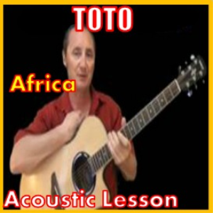 learn to play africa by toto