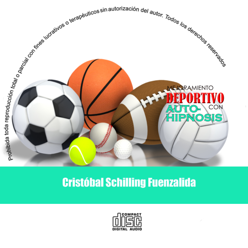First Additional product image for - Autohipnosis en mp3 para rendimiento deportivo