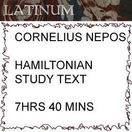 cornelius nepos - lives of the commanders - audio 7 hrs40mins