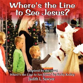 where's the line to see jesus for alto solo, kids choir, satb vocal pack only