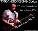 SCS: Dorian Xpansion Pack 1 | eBooks | Music