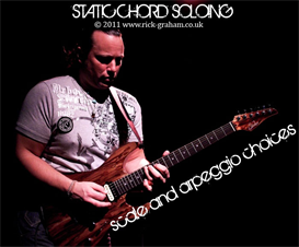 static chord soloing - lesson