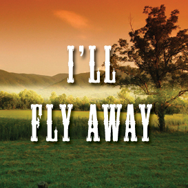 i'll fly away backing track