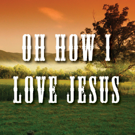 Oh How I Love Jesus Backing Track | Music | Acoustic