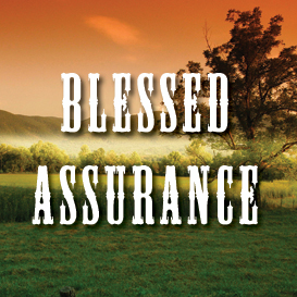 Blessed Assurance Backing Track | Music | Acoustic