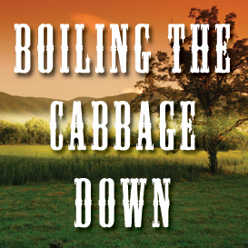 boiling the cabbage down multi tempo backing tracks