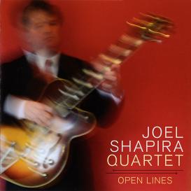 Joel Shapira Quartet: Open Lines   Music   Jazz