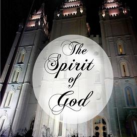 the spirit of god sheet music