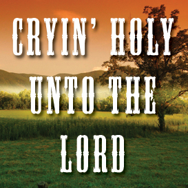 Cryin' Holy Unto The Lord Backing Track   Music   Acoustic