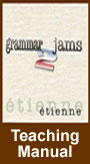 grammar jams 2 activity package (for the cd: grammar jams 2)