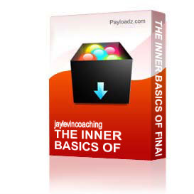 The Inner Basics Of Financial Success | Other Files | Everything Else