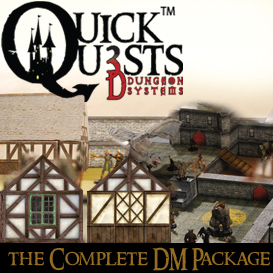 complete dungeon master package - for dungeons & dragons, 3d dungeon tiles, printable dungeon tiles, free dungeon tiles, warhammer, rifts, or other rpg's