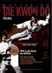 mastering tae kwon do kicks by jong soo park