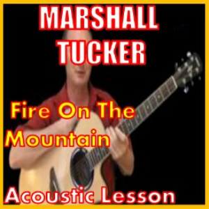Learn to play Fire On The Mountain by Marshall Tucker | Movies and Videos | Educational