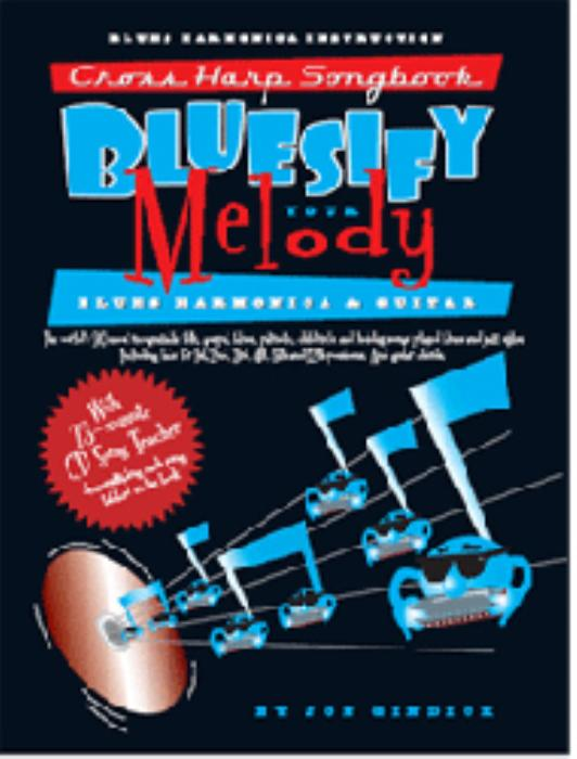 First Additional product image for - Cross Harp Songbook: Bluesify Your Melody