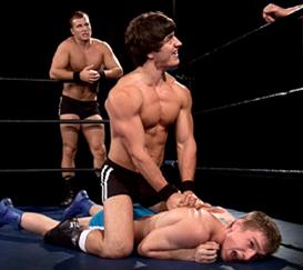 1106-Jake Jenkins & Austin Cooper vs Eli Black & Alexi Ivanov | Movies and Videos | Special Interest