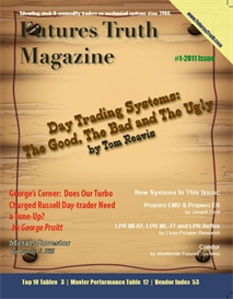 Futures Truth Mag: Issue #1/2011 | eBooks | Technical