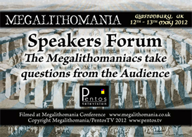 Speakers Forum - Megalithomania 2012 MP3 | Audio Books | History