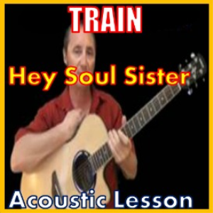 learn to play hey soul sister by train