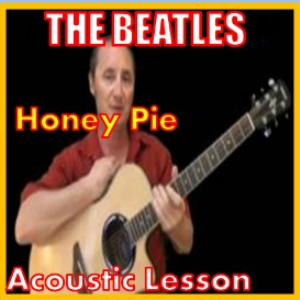 Learn to play Honey Pie by The Beatles | Movies and Videos | Educational