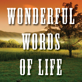 Wonderful Words of Life Backing Track | Music | Acoustic