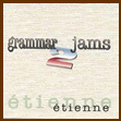 gj2 - tongue fixters karaoke mp3 (from the cd grammar jams 2)