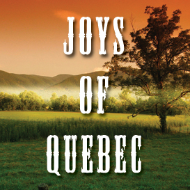 Joys Of Quebec Full Tempo Backing Track | Music | Acoustic