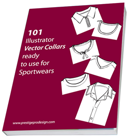 101 illustrator vector collars