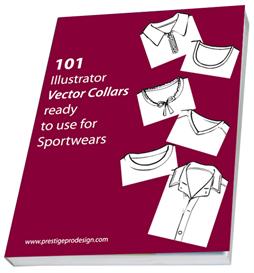 101 illustrator vector collars