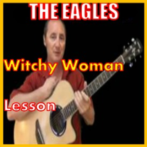 learn to play witchy woman by the eagles