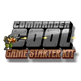 commander cool ios starter kit (v1.5.4) - personal license