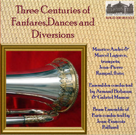 three centuries of fanfares, dances and diversions