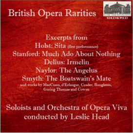 british opera rarities