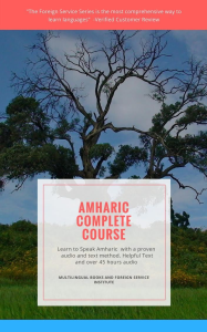 Amharic Complete Course | Audio Books | Languages