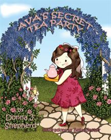 Ava's Secret Tea Party | eBooks | Children's eBooks