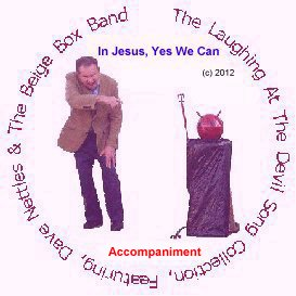 in jesus yes we can, with accompaniment
