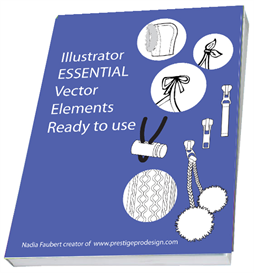 40 Pages Illustrator Essential of 1000 novelty & embellishment | eBooks | Beauty